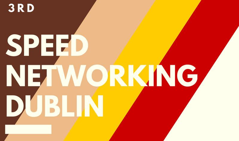 Spanish Speed Networking Dublin 2017